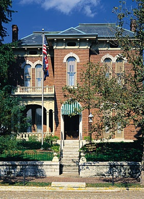 Riley Museum Home