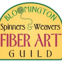 Bloomington Spinners and Weavers Guild Fall Fiber Show and Sale