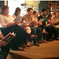 Indy Actors' March Reading