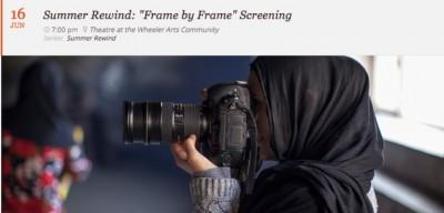 Summer Rewind: Frame by Frame Screening