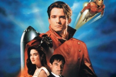 Cereal Cinema: The Rocketeer