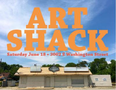 Art Shack: A Pop-Up Art Celebration