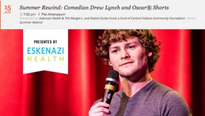 Summer Rewind: Comedian Drew Lynch and the OSCAR S...