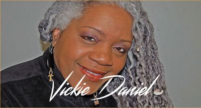 A Caged Bird Sings: Vickie Daniel