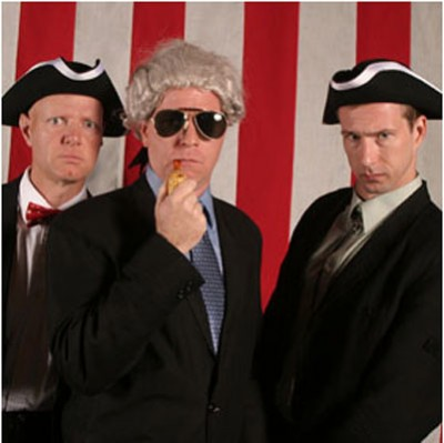 Reduced Shakespeare Company: The Complete History of America (ABRIDGED)