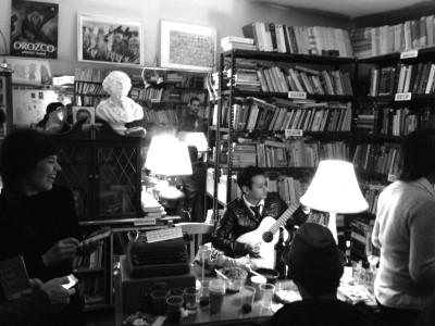 Librería Donceles: Pablo Helguera