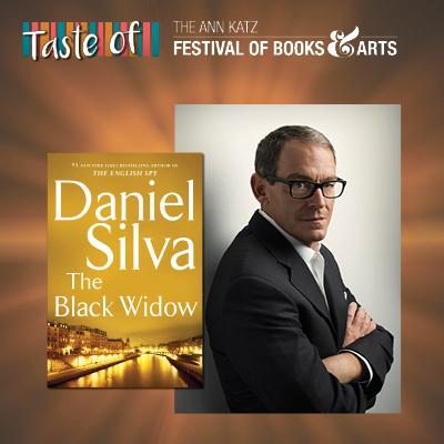 A Conversation with Author Daniel Silva
