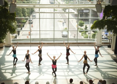 Indianapolis School of Ballet Showcase