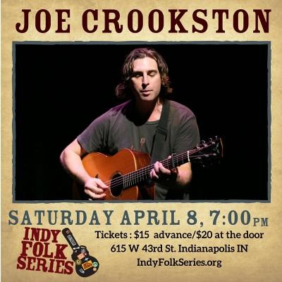Joe Crookston | Indy Folk Series