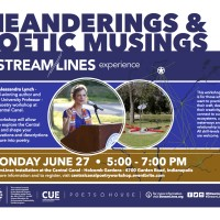 Meanderings and Poetic Musings - A StreamLines Experience