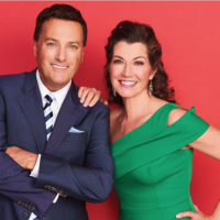 AMY GRANT & MICHAEL W. SMITH WITH THE ISO