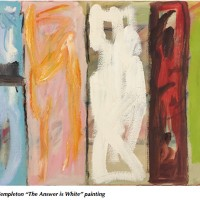 Artist Lois Main Templeton: The Answer is White
