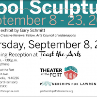 Gary Schmitt: Wool Sculpture Exhibit