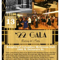 22 Gala Roaring 20s Party