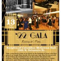 22 Gala Roaring 20s Party