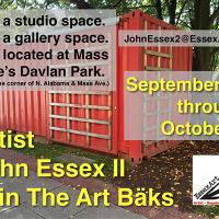 John Essex II in Art Båks