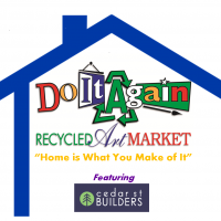 Do it Again Recycled Art Market