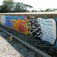Graffiti Class of 2016 Mural