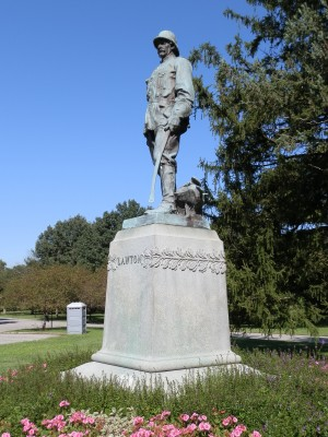 Henry Lawton Monument