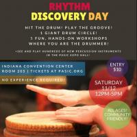 Rhythm Discovery Day