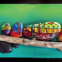 """The """"Art of Balance Mixed"""" Media Art Show and Workshop"""