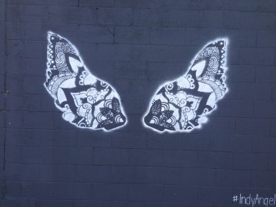Angel Wings Mural