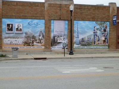 Cole Noble District Mural