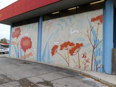 Montessori Garden Academy Mural