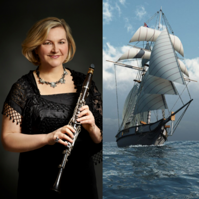 "Indiana Wind Symphony presents ""The Lure of the Sea"""