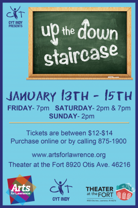 Up The Down Staircase Presented By Arts For Lawrence Cytindy