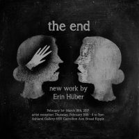 The End - New Work by Erin Hüber