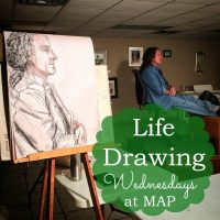Life Drawing Co-op - Drop In Group at Mooresville Arts Partnership