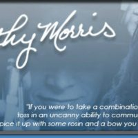 Musically Promiscuous with Cathy Morris
