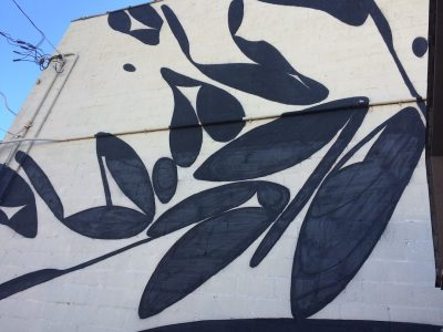 """""""Like One"""" Mural"""