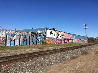 Koch's Electric Graffiti Wall