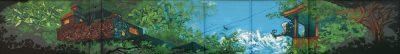 Treehouse Mural