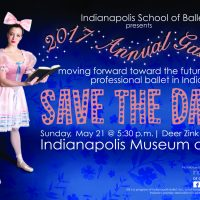 Indianapolis School of Ballet 2017 Annual Gala
