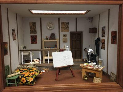 Annual Dollhouse, Crafts, and Miniatures Attic Sale