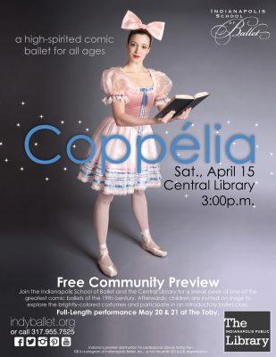 Free Community Preview: Coppélia