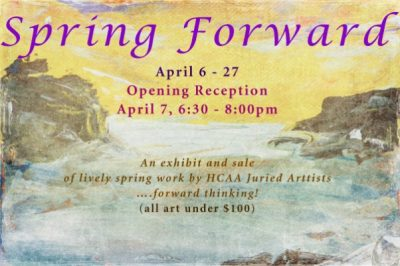 Spring Forward Exhibition