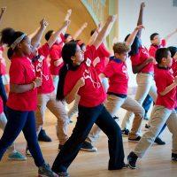 Kids Dance Outreach Spring Showcase Performance
