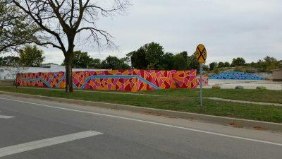 Riverside Murals