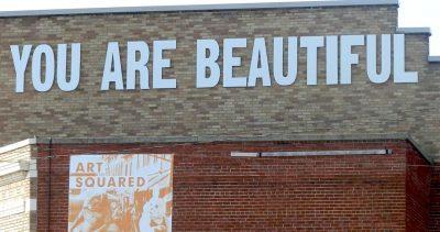 You Are Beautiful I (Fountain Square)