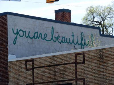 You Are Beautiful III (Moon Block)