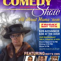 A Time to Laugh Comedy Show & Dinner Buffet