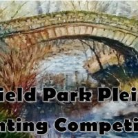 The Garfield Park Plein Air Painting Competition