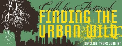 Indiana Forest Alliance Seeks Artwork for Finding the Urban Wild Exhibition