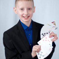 Taylor Martin's Indy Magic Monthly, Young Whippersnappers of Magic #6