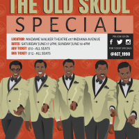 THE OLD SKOOL SPECIAL - A Celebration of Soul
