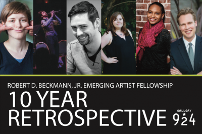 Beckmann Emerging Artist Fellowship: 10 Year Retrospective